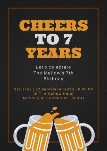 Mallow 7th Bday