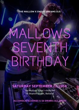 Mallow X Sweat Dreams DJS